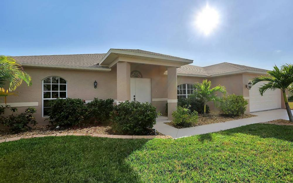 houses for sale in Cape Coral